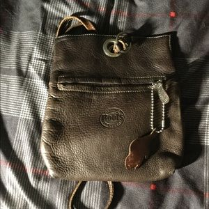 Roots crossbody/backpack